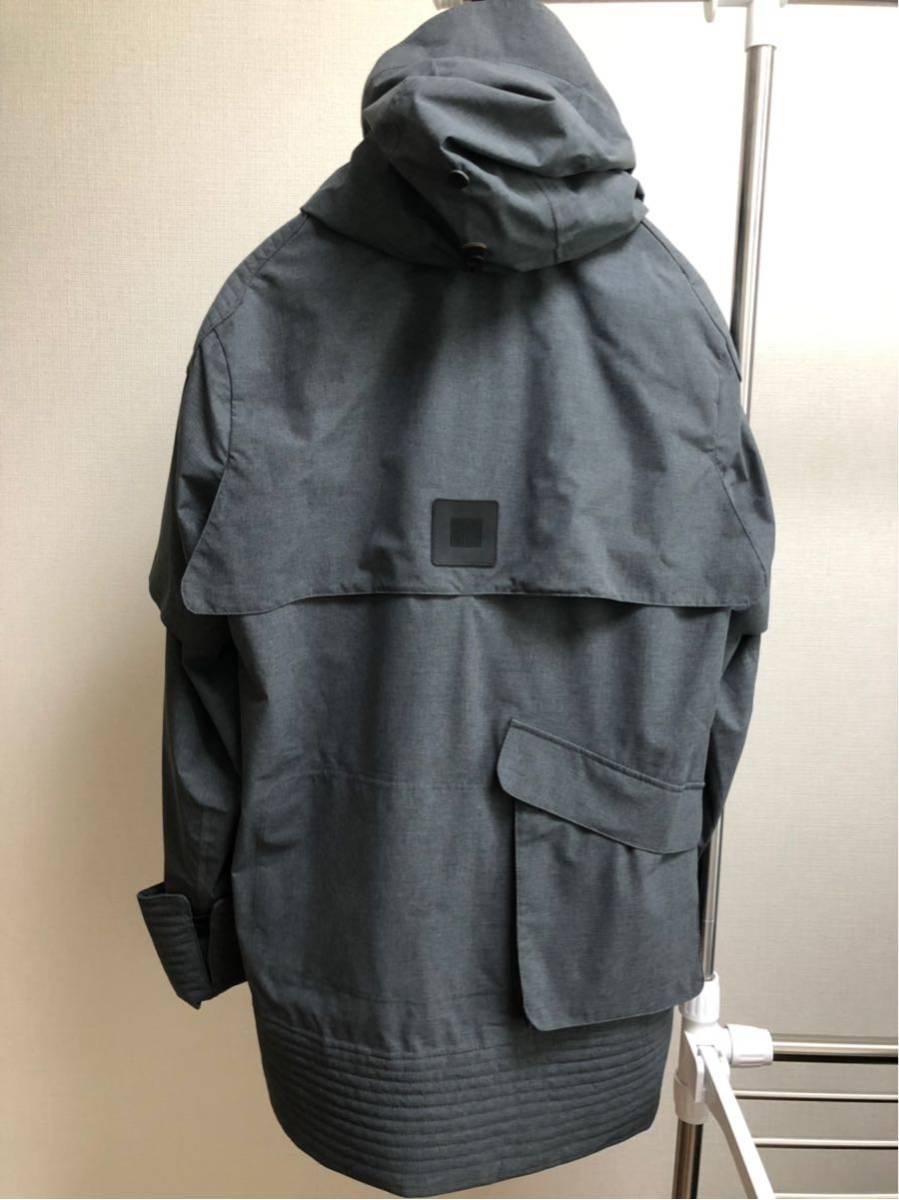 新品 M Norwegian Rain レインコート ノルウェイジャンレイン トレンチコート プラハ CPH HOMME SINGLE BREASTED TEATORA PRAGUE RAINCHO_画像2