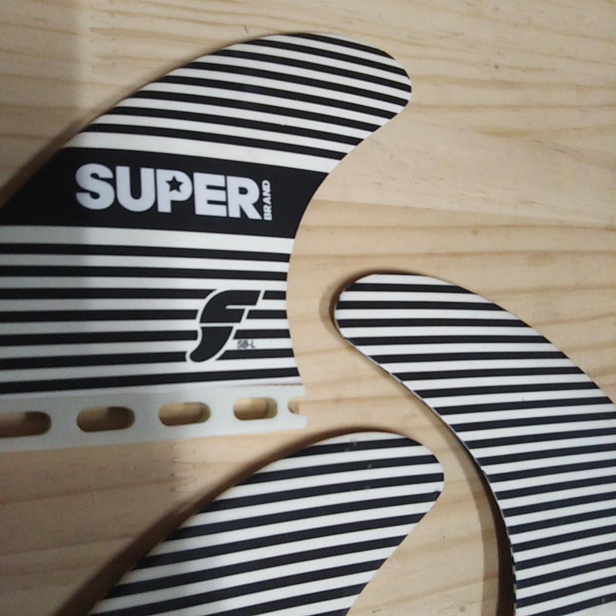 future fin フューチャーフィン スーパーブランド SB-Lフィン_画像5