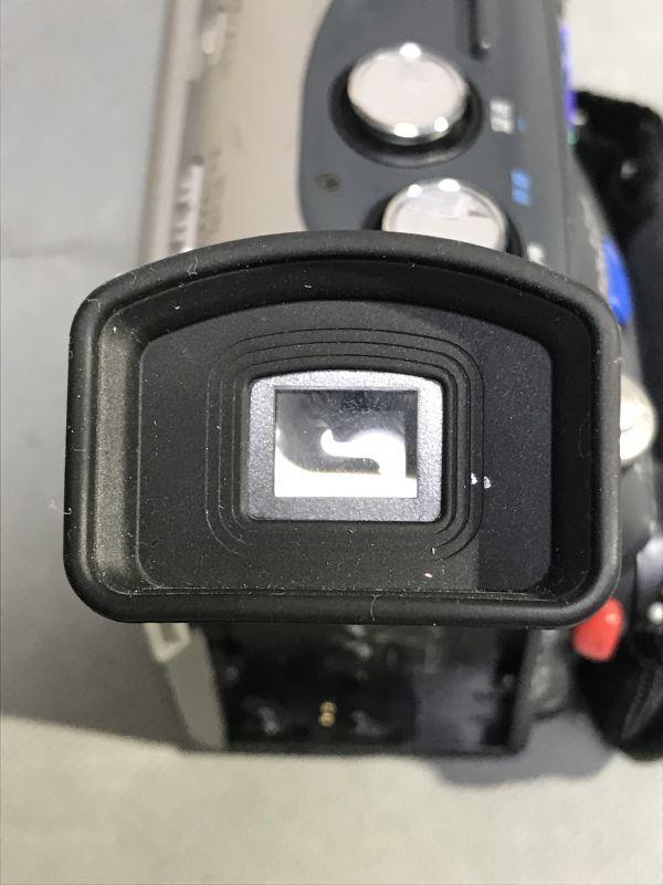 4#D2/2775 SHARP シャープ 液晶デジタルビデオ VL-MS1 ジャンク 未確認 現状品 80サイズ_画像6