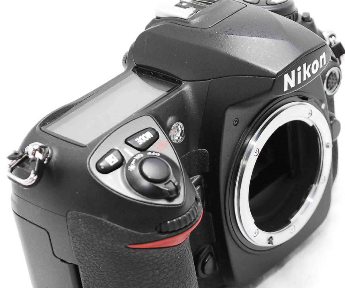 【動作未確認】Nikon ニコン D200 ジャンク_画像5
