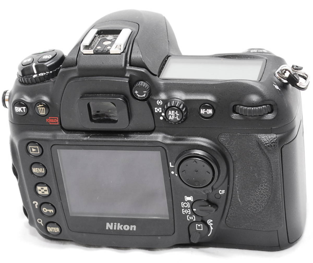 【動作未確認】Nikon ニコン D200 ジャンク_画像3