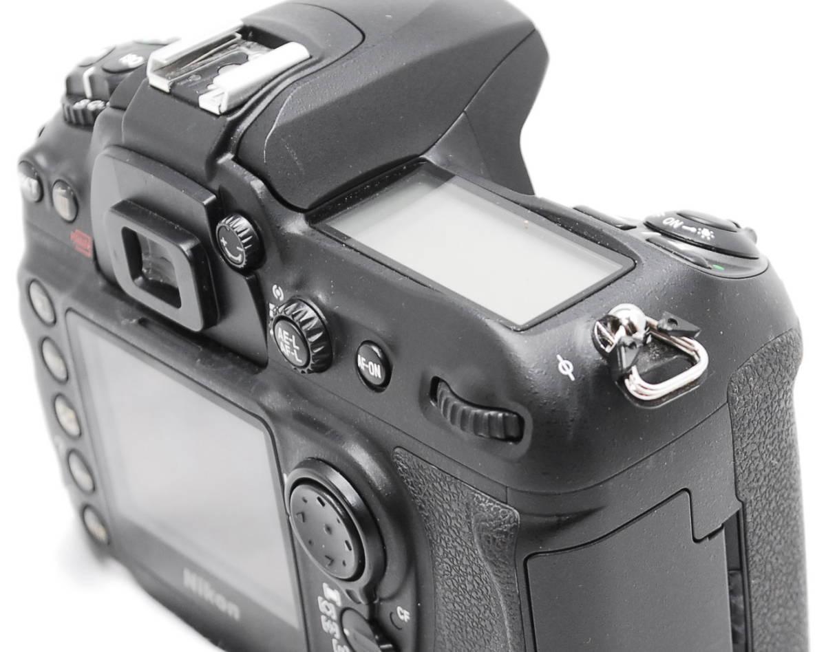 【動作未確認】Nikon ニコン D200 ジャンク_画像6