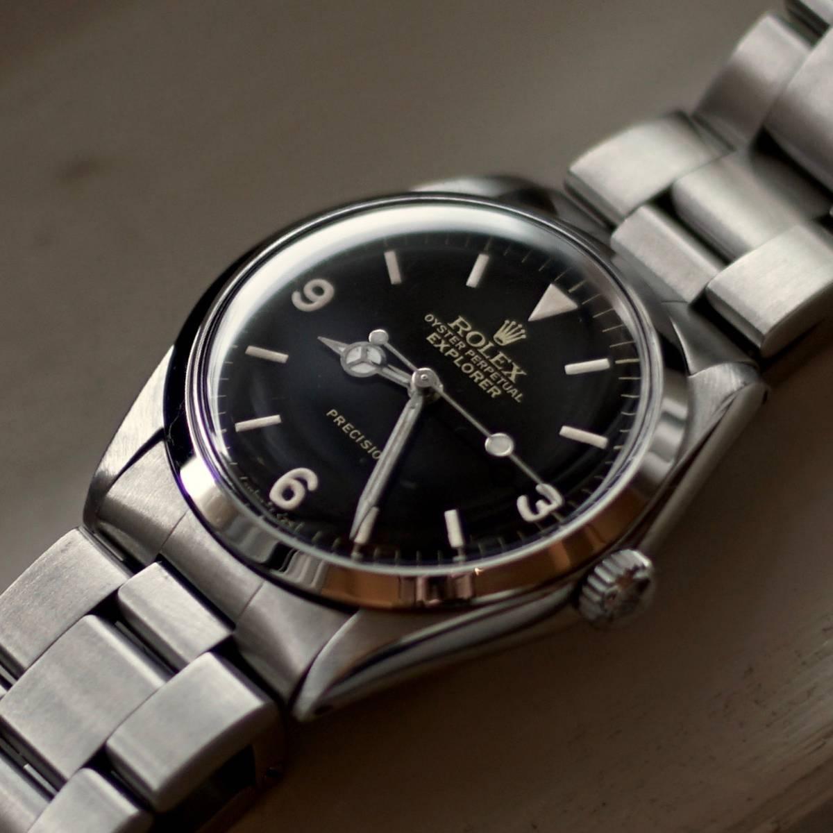 online store df036 14140 代購代標第一品牌- 樂淘letao - 超美品Rolex 5500 Explorer 80年 ...