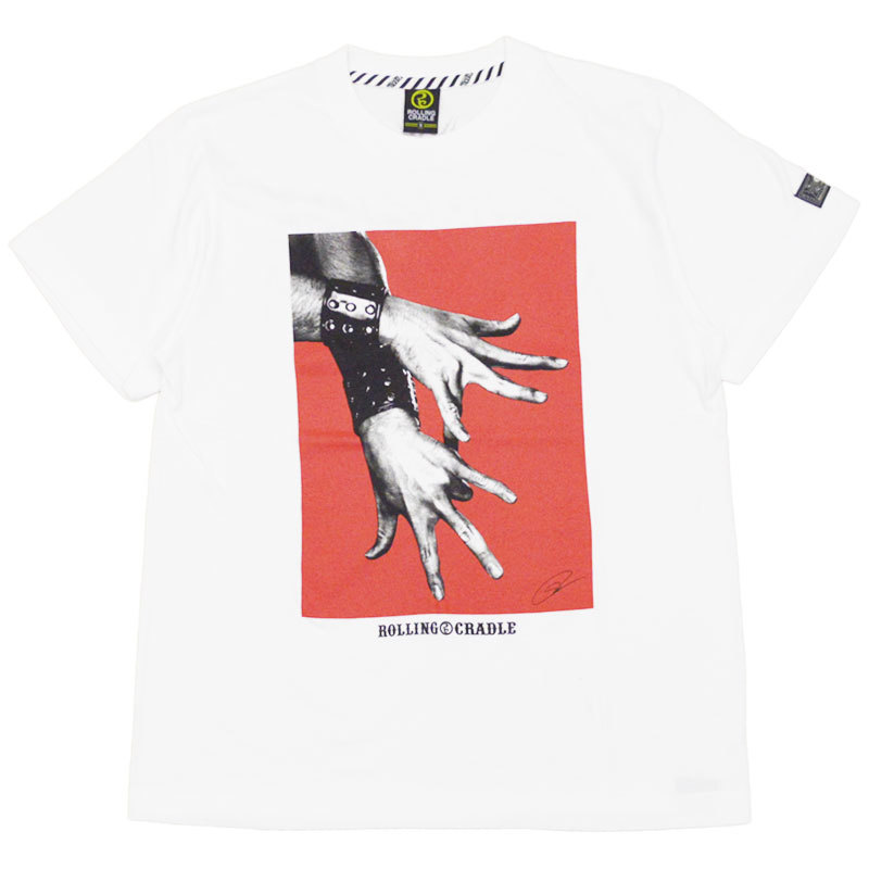 ROLLING CRADLE ローリングクレイドル 中邑真輔 コラボ Tシャツ XLサイズ プロレス WWE 新品未使用