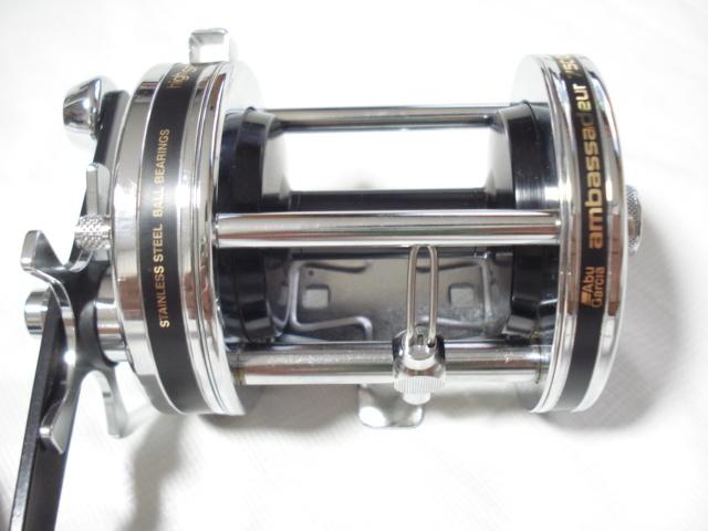 (No117) ABU7500C3 JAPAN SPECIAL クローム 未使用品 アブ アンバサダー レイクトローリング 鯉 鯛 石鯛_画像5