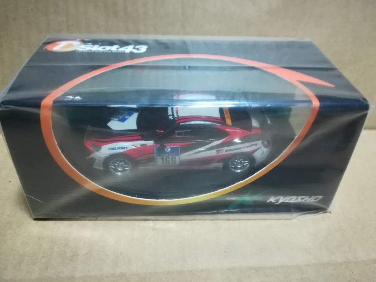 Dslot43 Dスロット43 TOYOTA86 GAZOO RACING トヨタ86 未開封
