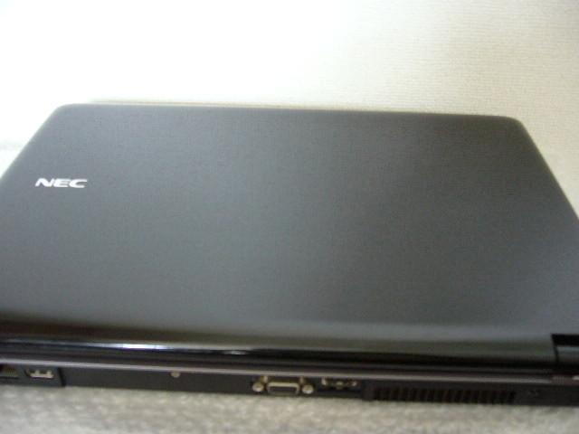 NEC LL750/V Core 2 Duo P8700 2.53GHz 4.0GB 320GB 16インチ液晶 ブルーレイドライブ Win10 Home ACアダプタ _画像2