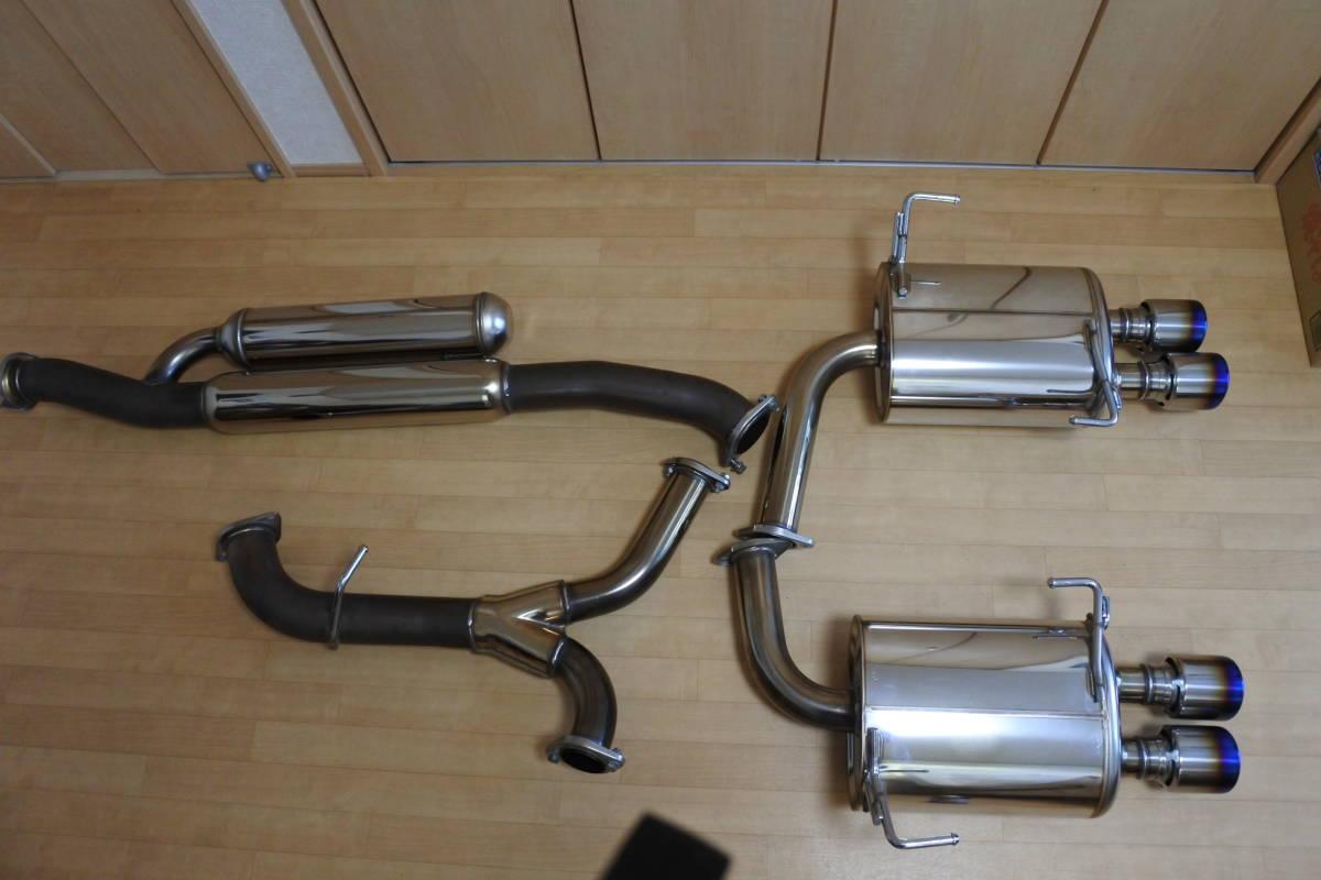 【売り切り】HKS Super Turbo Muffler WRX STI(VAB)WRX S4(VAG)に♪(中古)