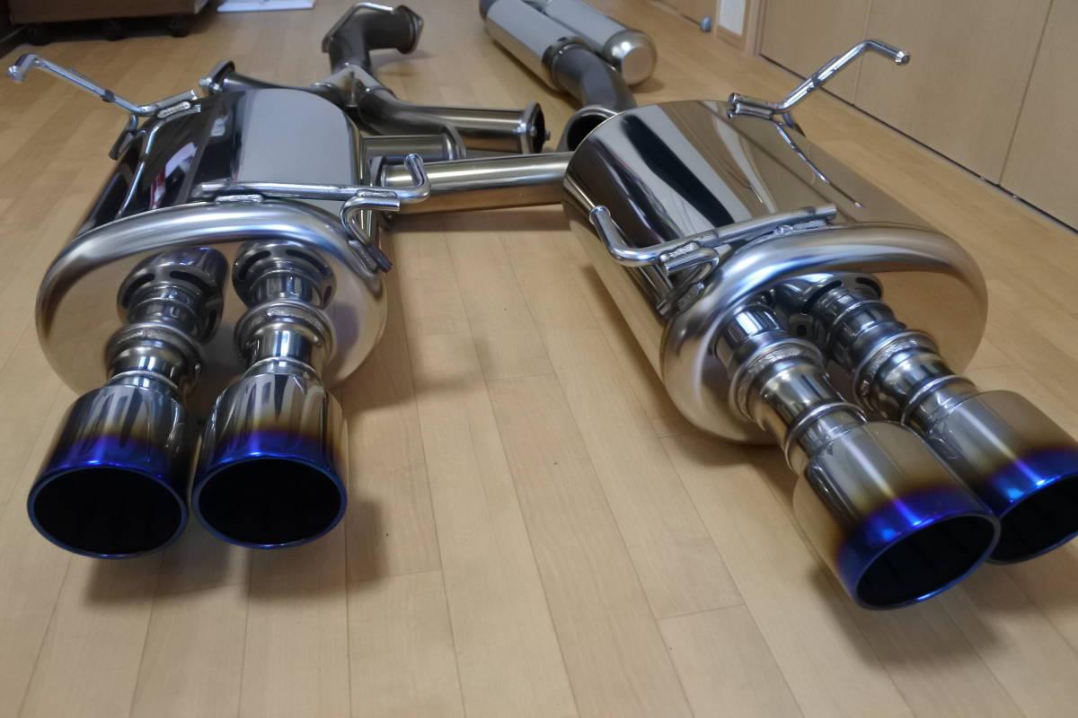 【売り切り】HKS Super Turbo Muffler WRX STI(VAB)WRX S4(VAG)に♪(中古)_画像2