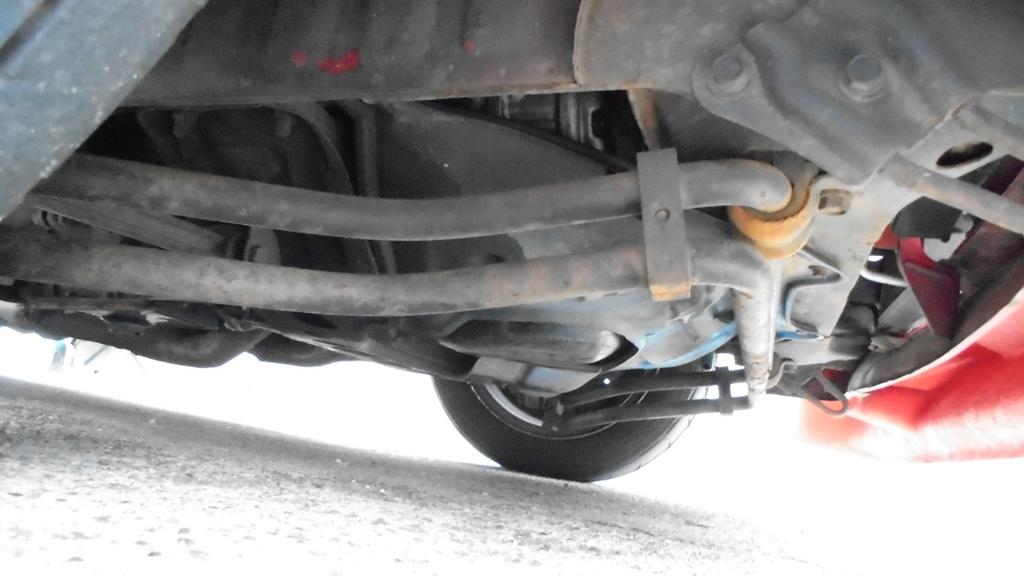 トヨタ スターレット KP61 4K改 直立 FCRキャブなど ボディの程度がイマイチです_画像5