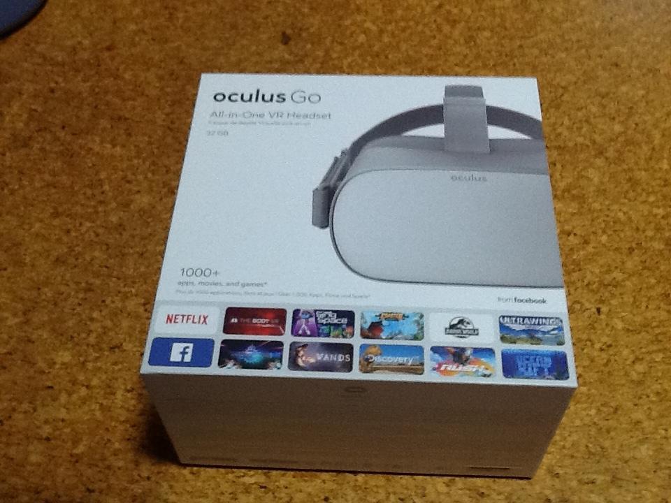 Oculus Go 32GB オキュラスゴー VRゴーグル