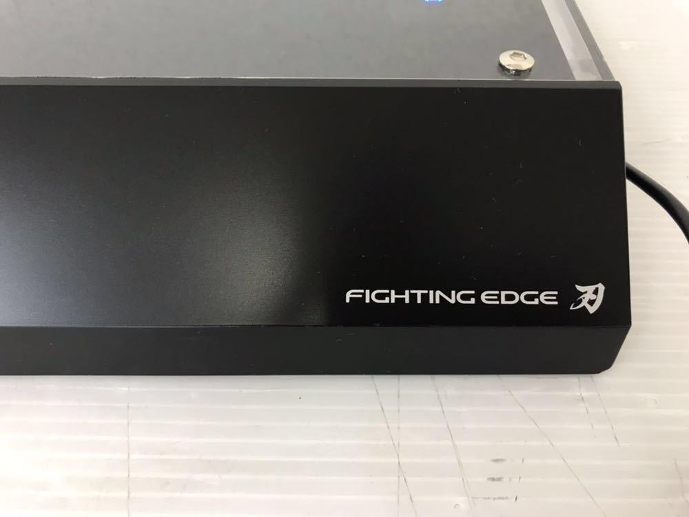 R061705 PS3ファイティングエッジ刃 HORI FIGHTING EDGE 3 刃 ジョイスティック 動作未確認 ジャンク扱い_画像5