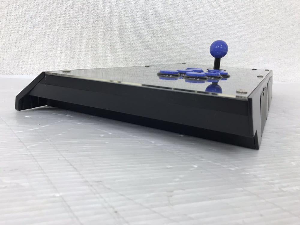 R061705 PS3ファイティングエッジ刃 HORI FIGHTING EDGE 3 刃 ジョイスティック 動作未確認 ジャンク扱い_画像7