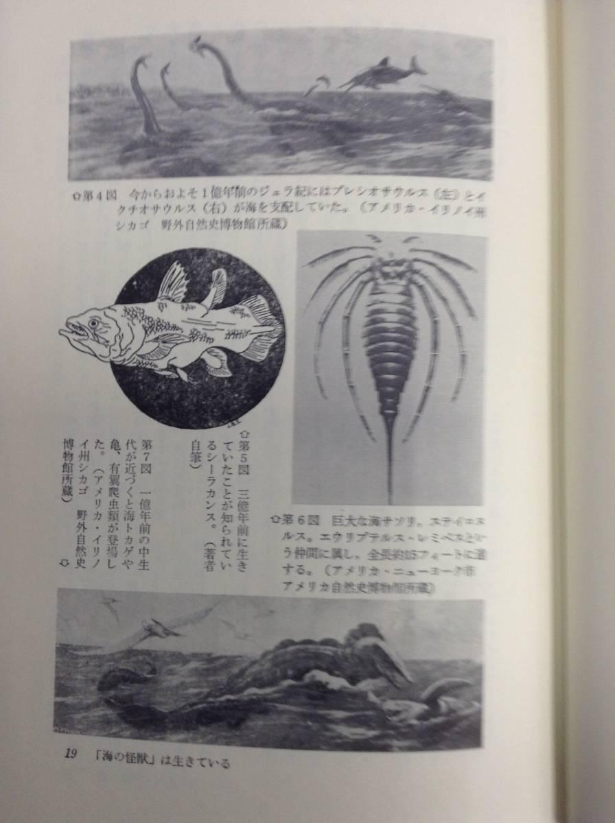 【図説・海の怪獣】 大陸書房 ジェイムズ・B・スィーニ 日夏響訳 昭和49_画像4
