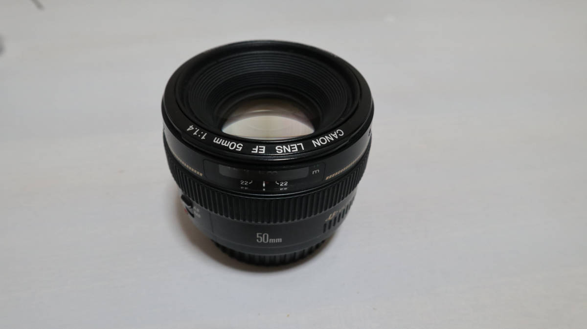 Canon EF50mm F1.4 USM_画像4