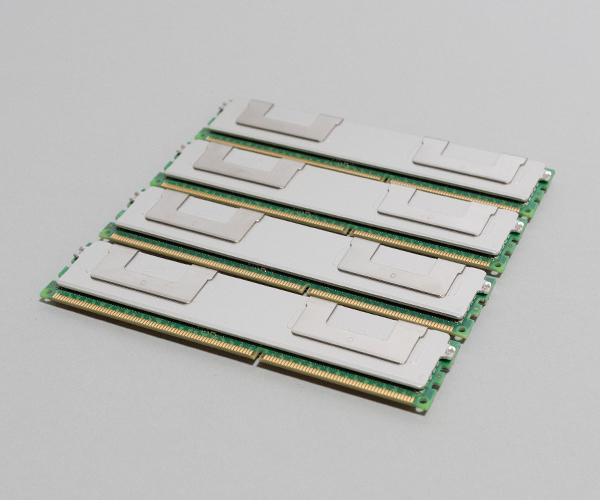 【MemTest済】Samsung メモリ 32GB DIMM 4枚セット 合計 128GB 240pin 1333MHz 10600R DDR3 RDIMM ECC Registerd #0622A_画像2