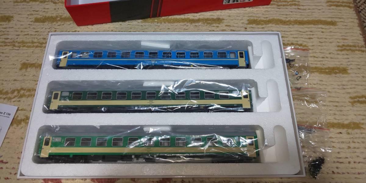 ACME 55135 3両 客車セット_画像2