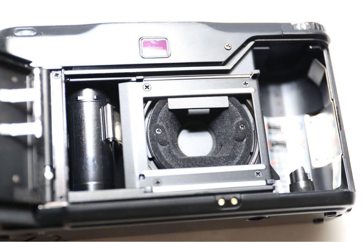 """【希少 限定/最落無し1円スタート/即決有り】 """"リミテッドブラック""""CONTAX コンタックス T2 / Carl Zeiss Sonnar 38mm F2.8 T* _画像8"""