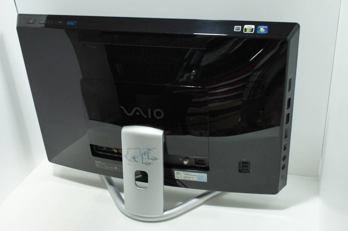 ☆超速中古良品☆SONY VAIO SVL2411AJ/Core i7-3610QM/8GB/SSD480GB/Win10Home/Office2013/GT620M/すぐつくTV/ブルーレイ_画像3