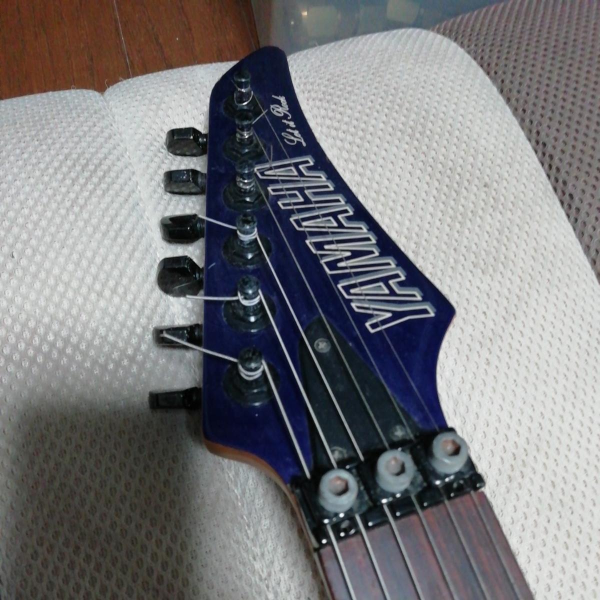 ヤマハ YG512 エレキギター_画像4