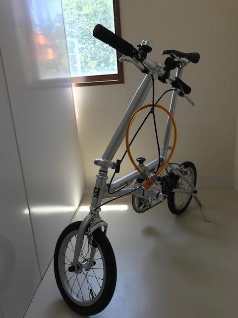 YS-11/折畳み自転車/シングルギア/軽量・とにかく軽い! しかも早い!! 中古美品!! 市場にないレア自転車!!!