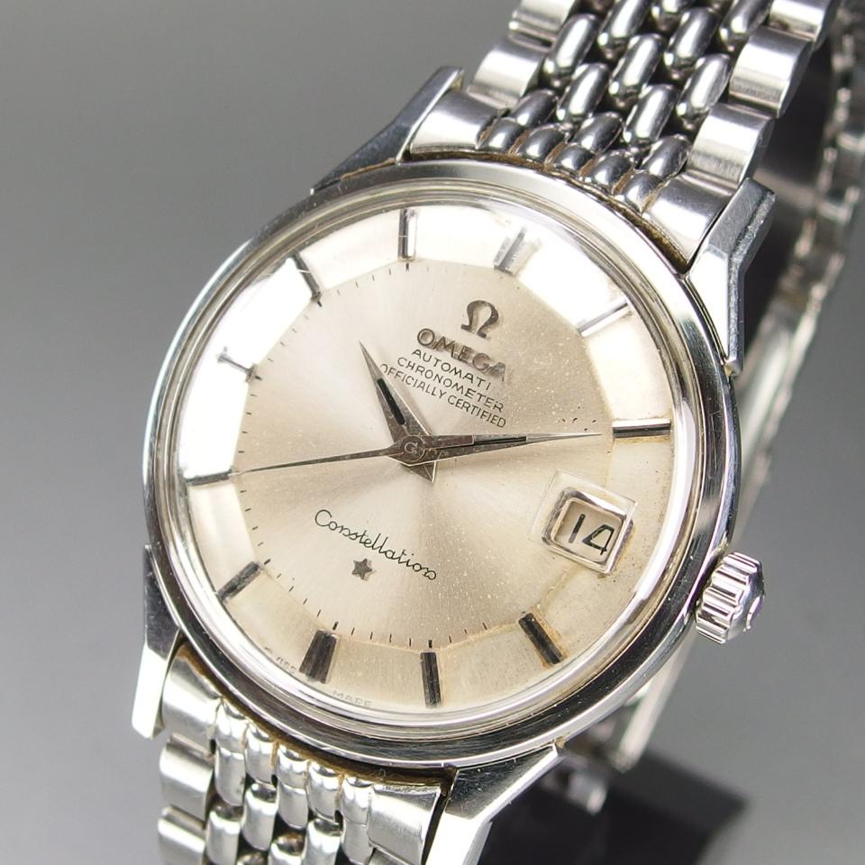 12角形ダイヤルの大変雰囲気ある時計です