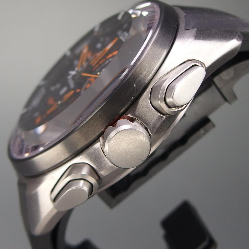 【超美品 メーカー保証期間内】 CITIZEN シチズン Eco-Drive Bluetooth 携帯端末接続機能付 W770-S114993 メンズ 腕時計 ギャラ/取説/箱付_画像4