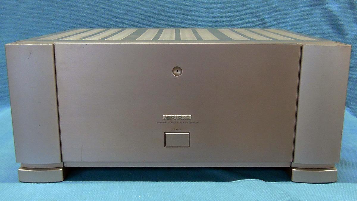 【訳あり】 DIATONE DA-A7000 マルチチャンネルパワーアンプ 三菱 MITSUBISHI DENON POA-5000 OEM デノン
