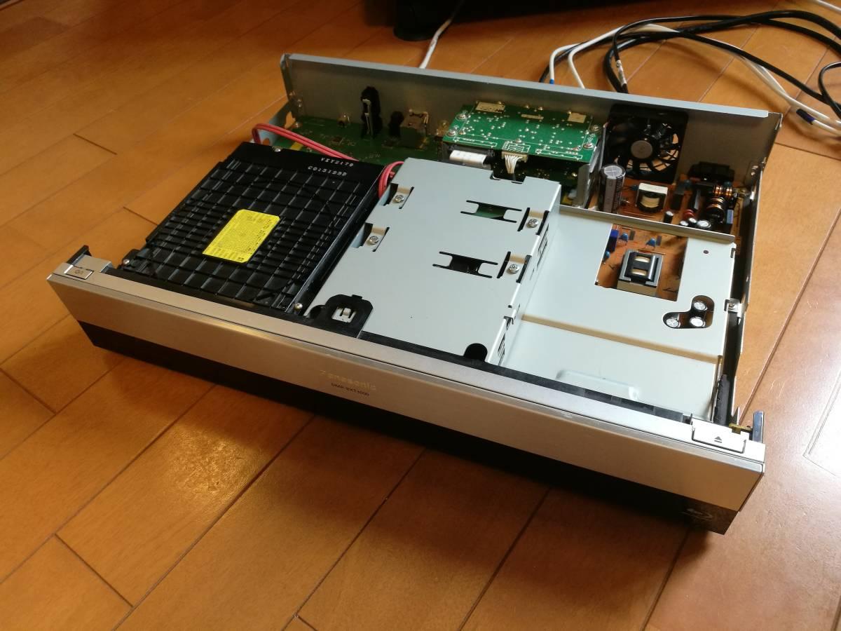 ◆◆ [ 2TB → 8TB 新品ST8000DM004 換装済 ]Panasonic DIGA DMR-BXT3000 美品・取説コピー付・動作品 [送料無料]_画像2