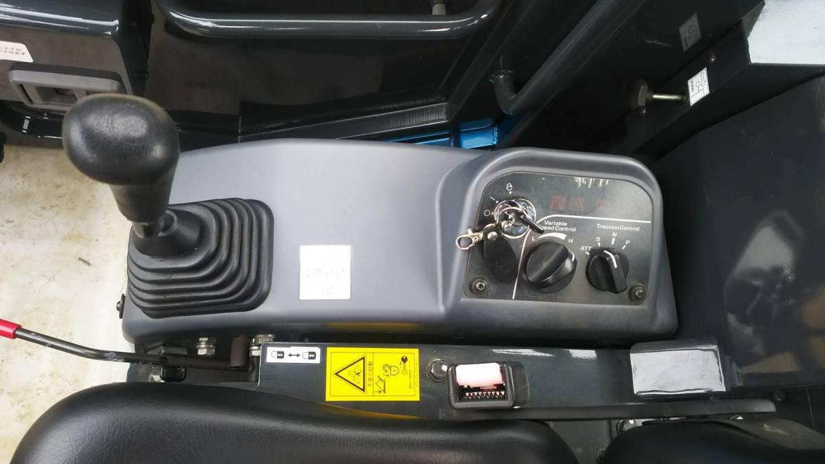 小松ホイルローダーWA50-6 キャビンー エアコン付 173時間 27年式_画像8