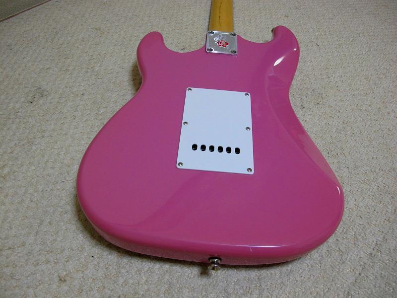 GYPSY ROSE /ジプシーローズのストラトタイプギターです_画像7