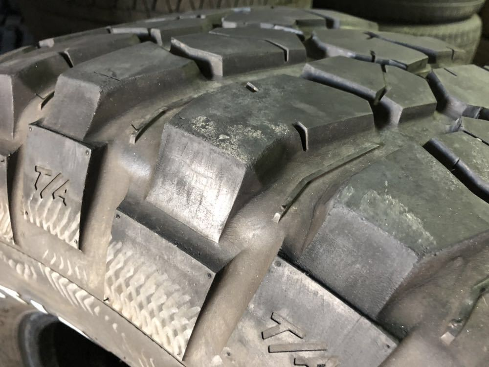 4本セット!BF Goodrich Mud Terrain T/A 35×12.5R17 グッドリッチ マッドテレーン_画像9
