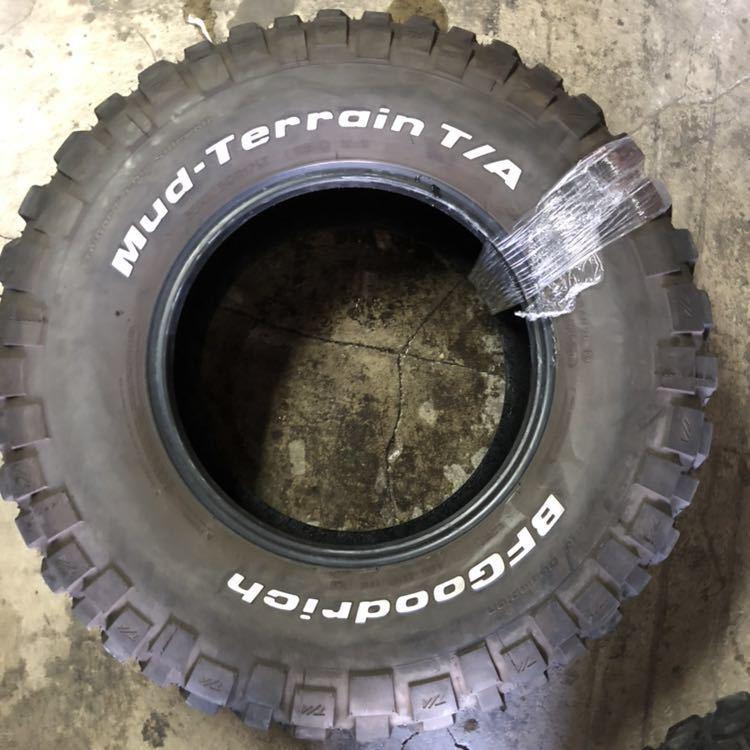 4本セット!BF Goodrich Mud Terrain T/A 35×12.5R17 グッドリッチ マッドテレーン_画像4