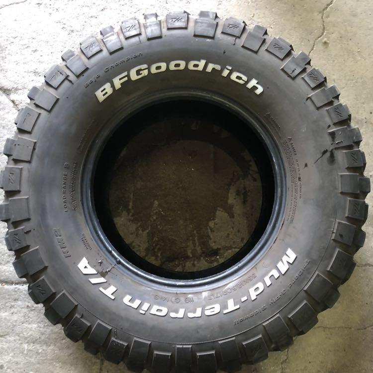 4本セット!BF Goodrich Mud Terrain T/A 35×12.5R17 グッドリッチ マッドテレーン