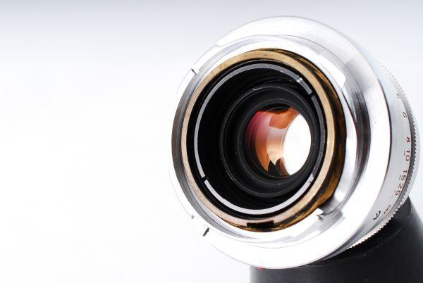 ★極上美品★Leica Summaron M 35mm F2.8 純正キャップ ズマロン#319_画像6