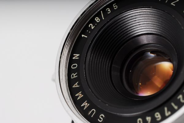 ★極上美品★Leica Summaron M 35mm F2.8 純正キャップ ズマロン#319_画像5