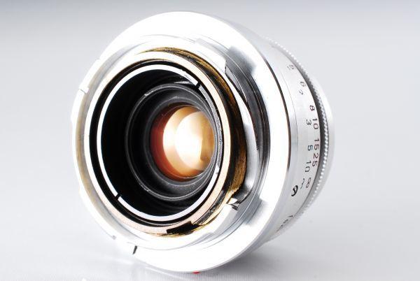 ★極上美品★Leica Summaron M 35mm F2.8 純正キャップ ズマロン#319_画像2
