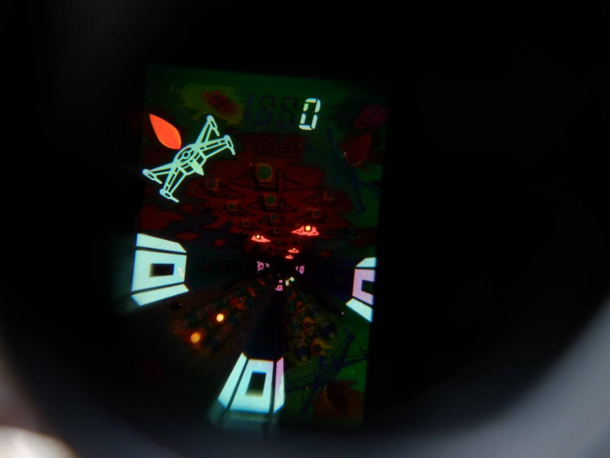 TOMY 3D立体グラフィックゲーム スペースレーザーウォー_画像9