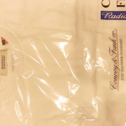 レア 新品 Chaos Fishing Club × RADIALL 限定 Tシャツ 19SS T-SHIRT S/S 胸ポケット ラディアル カオスフィシングクラグ_画像5