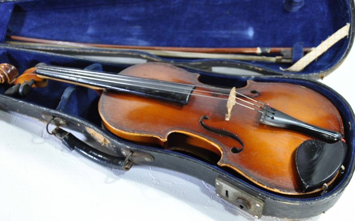 1970年代 ビンテージ SUZUKI バイオリン 子供用 1/4サイズ 身長115~125cm用 エステートセール