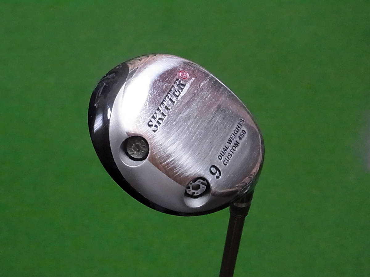 LAPACHO JAPAN SKITTER Fairway 9W Athlete 250 (R4) ラパコ スキッター_画像2