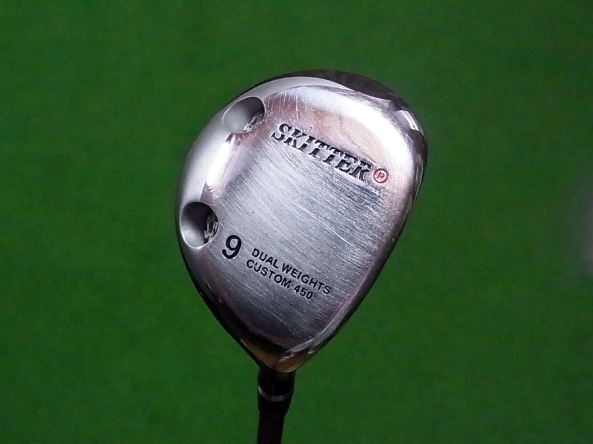 LAPACHO JAPAN SKITTER Fairway 9W Athlete 250 (R4) ラパコ スキッター
