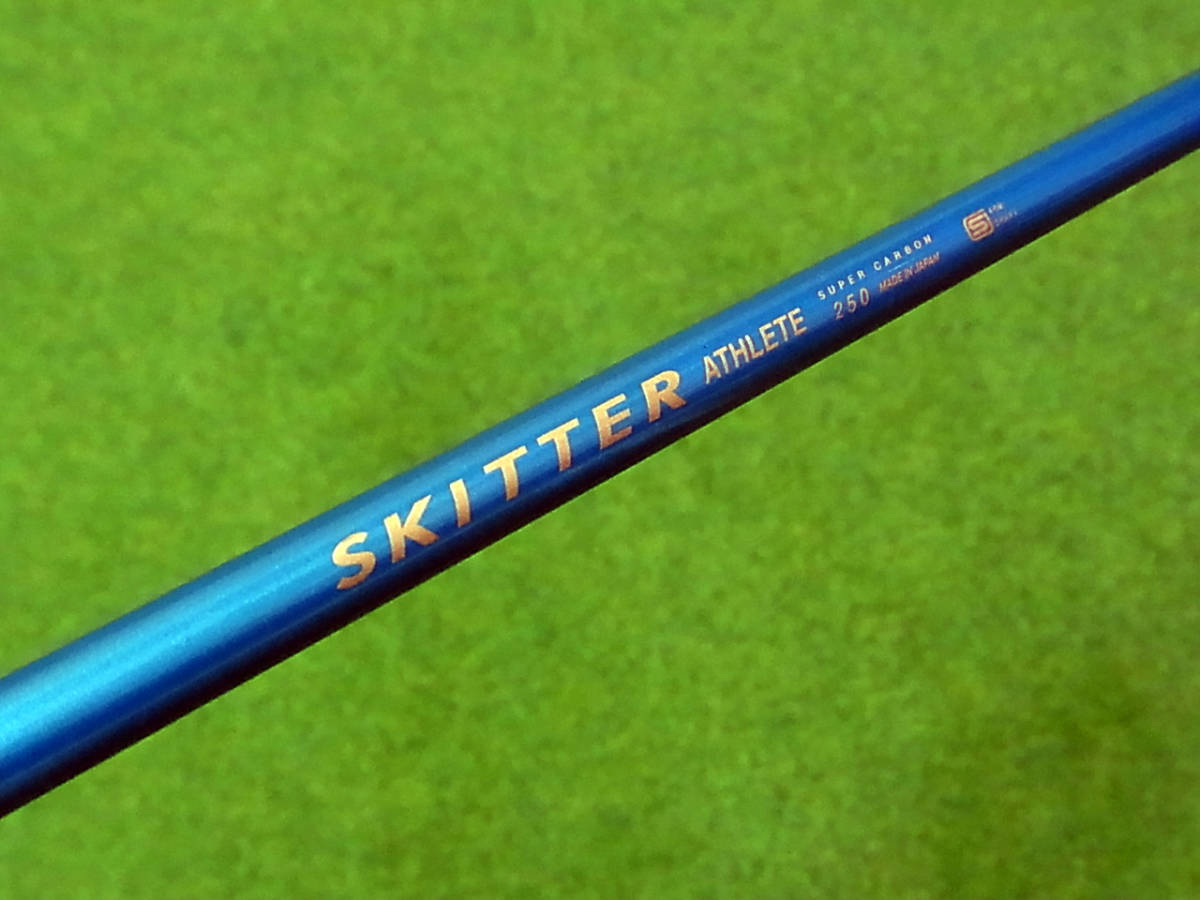 LAPACHO JAPAN SKITTER Fairway 9W Athlete 250 (R4) ラパコ スキッター_画像5