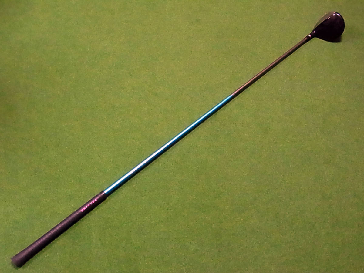 LAPACHO JAPAN SKITTER Fairway 9W Athlete 250 (R4) ラパコ スキッター_画像7