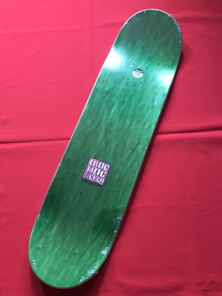 送料無料 新品未使用 Nine One Seven Aidan Cigs Deck Skeatboard Deck スケートボードデッキ supreme