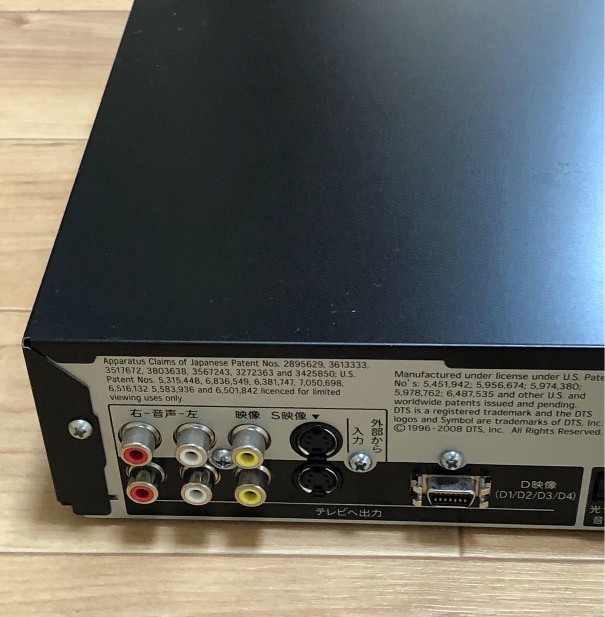 シャープ ブルーレイレコーダー BD-HDS32_画像5