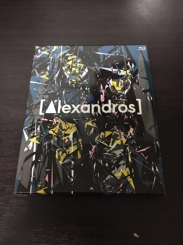 【初回限定版】 [Alexandros] live at Makuhari Messe 大変美味しゅうございました Blu-ray アレキサンドロス ブルーレイ 幕張メッセ 美品