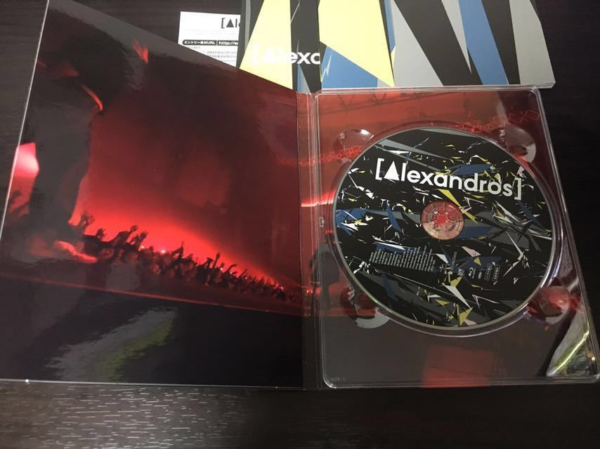 【初回限定版】 [Alexandros] live at Makuhari Messe 大変美味しゅうございました Blu-ray アレキサンドロス ブルーレイ 幕張メッセ 美品 _画像4
