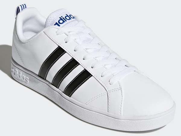 100円~ adidas バルストライプス2 [VALSTRIPES 2] 白/黒 26.5cm