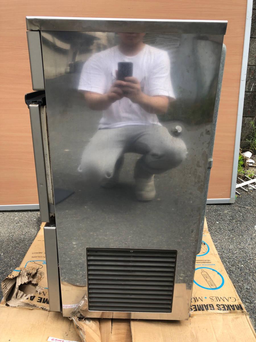 6/034 【動作確認済】HOSHIZAKI/ホシザキ 全自動 製氷機 IM-35L-1 店舗用品 厨房機器_画像5